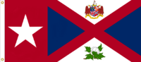 Alabama Republic State Flag Proposal Designed By Stephen Richard Barlow 09 FEB 2015 at 0724 HRS CST