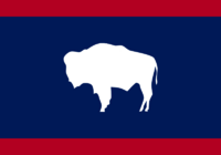 Flag of Wyoming 2
