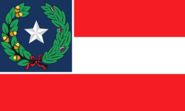 Texas State Flag Proposal No 5 Designed By Stephen Richard Barlow 07 SEP 2014 at 1142hrs cst