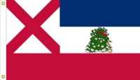 Alabama Heritage State Flag Proposal No. 8 Designed By Stephen Richard Barlow 01 MAY 2015 at 0821 HRS CST