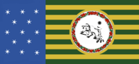 Washington State Flag Proposal No 7 Designed By Stephen Richard Barlow 05 OCT 2014 at 0653hrs cst
