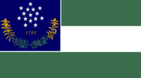 Kentucky State Flag Proposal No 4 Designed By Stephen Richard Barlow 30 AuG 2014 at 1405hrs cst