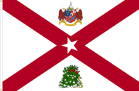 Alabama NOLI ME TANGERE flag No. 3b Proposal By Stephen Richard Barlow 04 MAY 2015 at 1324 HRS CST.
