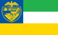 Oregon State Flag Proposal No 3 Designed By Stephen Richard Barlow 23 OCT 2014 at 1713hrs cst