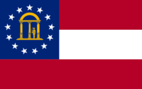 Georgia State Flag Proposal No 9 800px Designed By Stephen Richard Barlow 25 AuG 2014 at 1544hrs cst