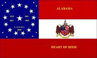 ALABAMA STATE FLAG Proposal Designed By Stephen Richard Barlow(10)