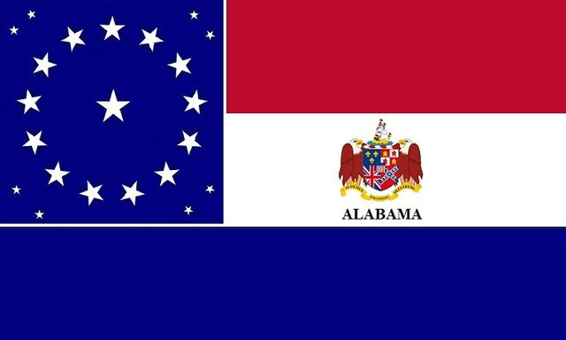 File:Alabama State Flag Stars and Bars Concept Design By Stephen Richard Barlow 21 July 2014.jpg