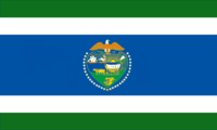 Oregon State Flag Proposal No 6 Designed By Stephen Richard Barlow 24 OCT 2014 at 1142hrs cst