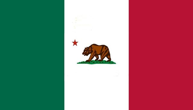 File:California State Flag Proposal No 3 Designed By Stephen Richard Barlow 5 AUG 2014 at 0654hrs cst.jpg