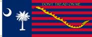 South Carolina State Flag Proposal No. 19 Designed By Stephen Richard Barlow 13 JAN 2015 at 1126 HRS CST