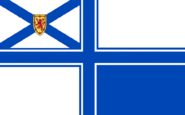 Nova Scotia Province Canada Flag Proposal No 5 By Stephen Richard Barlow 20 SEP 2014 at 1208hrs cst
