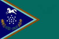 Kentucky State Flag Proposal No 29e Designed By Stephen Richard Barlow 04 NOV 2014 at 0629hrs cst