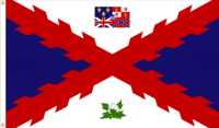 Alabama Heritage State Flag Proposal No. 6 Designed By Stephen Richard Barlow 08 APR 2015 at 0847 HRS CST