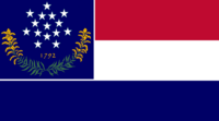 Kentucky State Flag Proposal No 13 Designed By Stephen Richard Barlow 30 AuG 2014 at 1453hrs cst