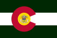 Colorado State Flag Remix Proposal No 8 By Stephen Richard Barlow 29 AuG 2014 at 1557hrs cst