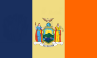 New York State Flag Proposal By Stephen Richard Barlow 01 OCT 2014 at 0857hrs cst