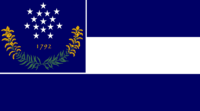 Kentucky State Flag Proposal No 6 Designed By Stephen Richard Barlow 30 AuG 2014 at 1407hrs cst