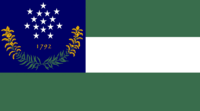 Kentucky State Flag Proposal No 11 Designed By Stephen Richard Barlow 30 AuG 2014 at 1428hrs cst