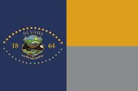 Nevada State Flag Proposal No 9 By Stephen Richard Barlow 18 OCT 2014 at 0930hrs cst
