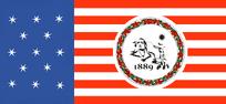Washington State Flag Proposal No 6b Designed By Stephen Richard Barlow 15 NOV 2014 at 0742 hrs cst