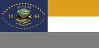 Nevada State Flag Proposal No 2 By Stephen Richard Barlow 15 OCT 2014 at 1231hrs cst