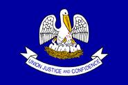 800px-Flag of Louisiana 2006.svg