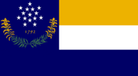 Kentucky State Flag Proposal No 17 Designed By Stephen Richard Barlow 30 AuG 2014 at 1535hrs cst
