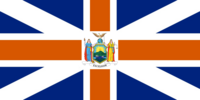 New York State Flag Proposal No 3a Designed By Stephen Richard Barlow 27 SEP 2014