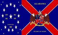 ALABAMA STATE FLAG Proposal Designed By Stephen Richard (23)