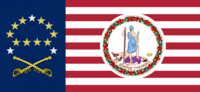 Virginia State Flag Proposal No 18e Designed By Stephen Richard Barlow 19 NOV 2014 at 1114 hrs cst