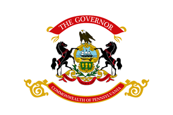 Standard of the Governor of Pennsylvania