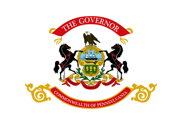 File:Standard of the Governor of Pennsylvania.png