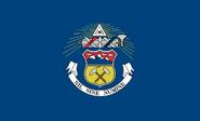 Colorado State Flag 9 April 1907 - 5 June 1911