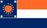 Georgia State Flag Proposal No 28 Designed By Stephen Richard Barlow 28 AuG 2014 at 1102hrs cst