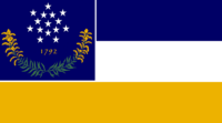 Kentucky State Flag Proposal No 5 Designed By Stephen Richard Barlow 30 AuG 2014 at 1406hrs cst