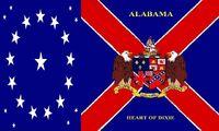 ALABAMA STATE FLAG Proposal Designed By Stephen Richard (24)