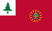 Rhode Island State Flag Proposal No 7 Designed By Stephen Richard Barlow 19 AuG 2014 at 1236hrs cst