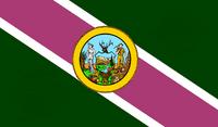 Idaho State Flag Proposal No 3 Designed By Stephen Richard Barlow 07 NOV 2014 at 1012hrs cst