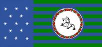 Washington State Flag Proposal No 2c Designed By Stephen Richard Barlow 14 NOV 2014 at 0801 hrs cst