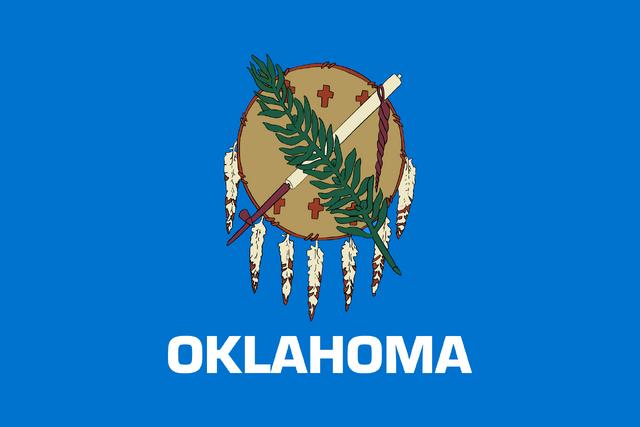 File:Flag of Oklahoma.png