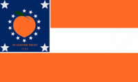 Georgia State Flag Proposal No 34 Designed By Stephen Richard Barlow 29 AuG 2014 at 0759hrs cst