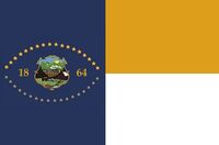 Nevada State Flag Proposal No 7 By Stephen Richard Barlow 18 OCT 2014 at 0922hrs cst