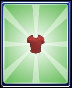 Red shirt boy
