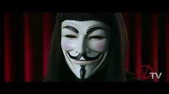 V for Vendetta The Revolutionary Speech (HD)