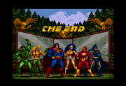 JL The End