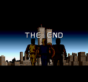 Combatribes the end