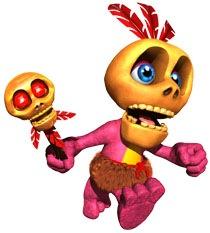 Mumbo Jumbo from Banjo-Kazooie