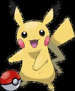 025Pikachu Pokémon Pia