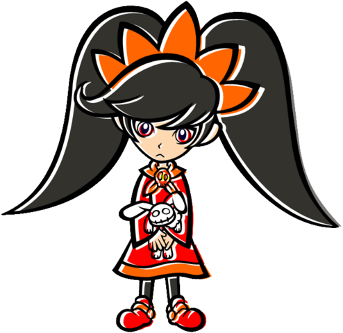 File:Ashley WarioWare Touched.png