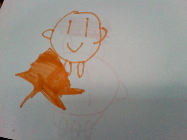 File:Orange Kirby Star.jpg